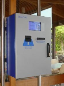 Aufladeautomat